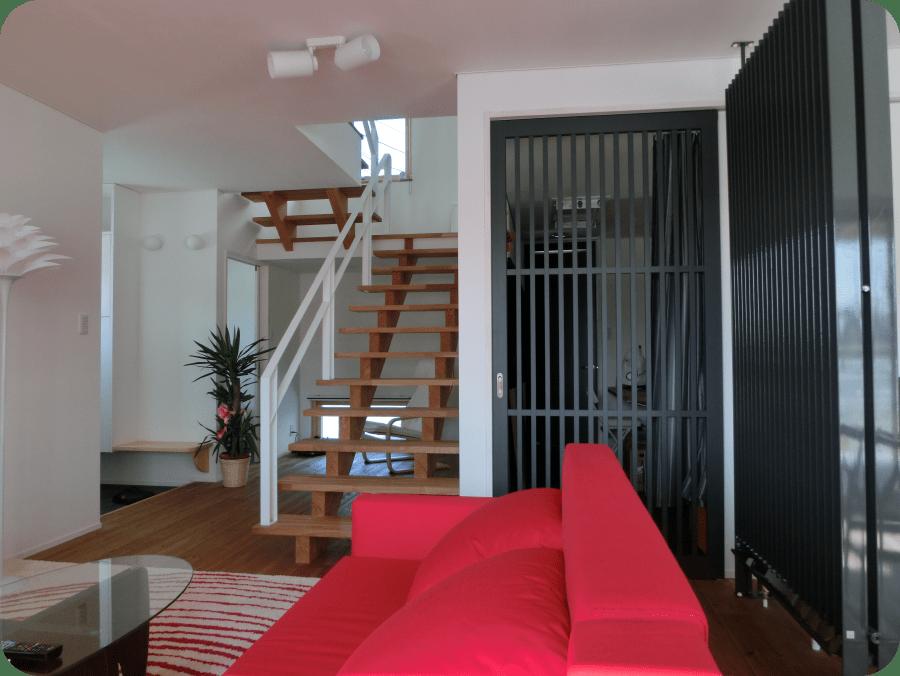 北欧型健康住宅 コーラリー 秋田市モデルハウス 暖房設備