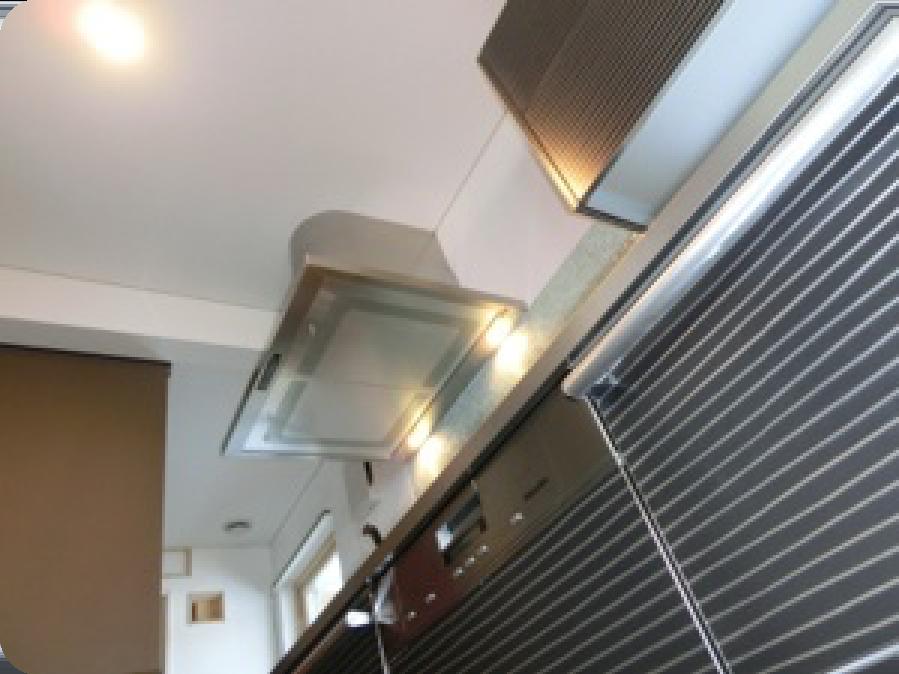 北欧型健康住宅 コーラリー 秋田市モデルハウス 換気設備